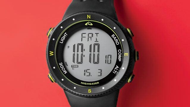 Highgear Axis-XT best watches of 2013 summer buyers guide