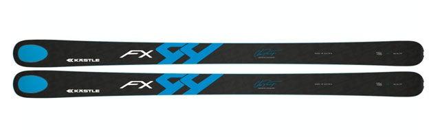 kastle fx94 skiing skis best of 2013