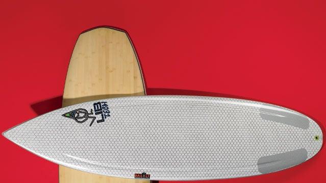 Firewire RapidFire Baked Potato Walden Magic Dually Lib Tech Bowl summer buyers guide best surfboards of 2013