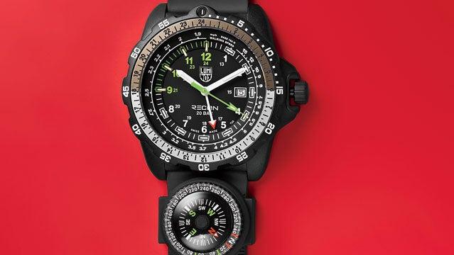Luminox recon nav spv best watches of 2013 summer buyers guide