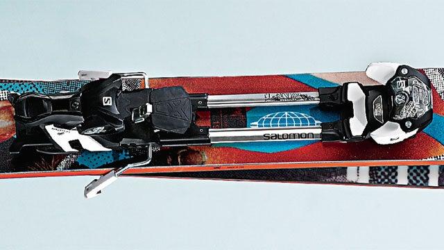 salomon guardian wtr 13 bindings guardian wtr bindings bindings backcountry skis big mountain winter buyers guide 2014