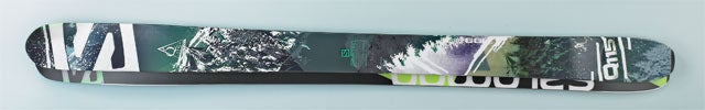 skis salomon q 115 winter buyers guide 2014