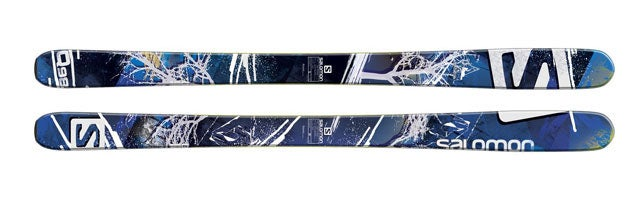 salomon q 98 best of skis