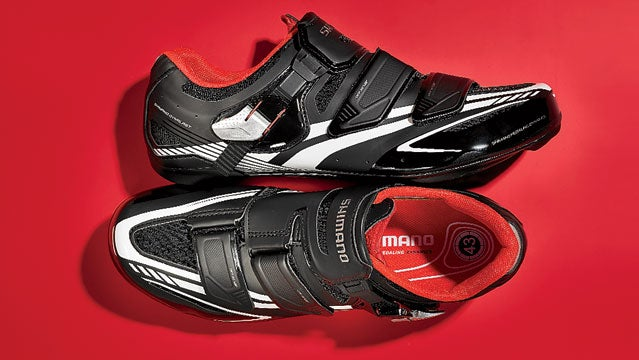 Shimano SH-R170 best cleats of 2013 summer buyers guide