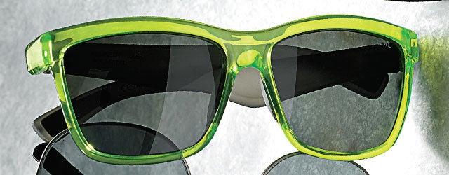 zeal kennedy sunglasses candy apple green eyewear winter buyers guide 2014