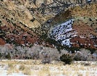 Late fall in Flaming Gorge National Recreation Area