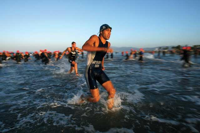 Los Angeles Triathlon