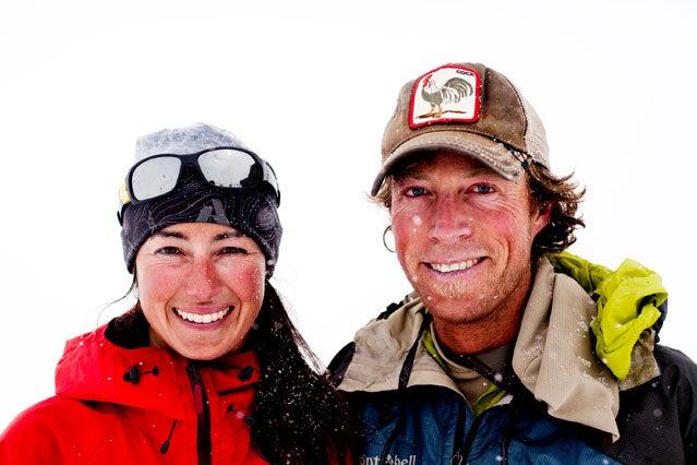 Tucker Chenoweth & Leighan Falley