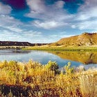 Lewis and Clark wuz here: the soft sand cliffs and pyramids along the Missouri Breaks