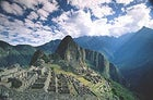 End of the road: Machu Picchu, terminus of the Inca Trail