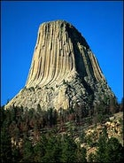 And the devil went down to Wyoming: Devils Tower National Monument