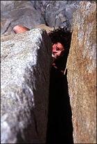 Sorcerer of Stone: Potter on Yosemite's El Capitan