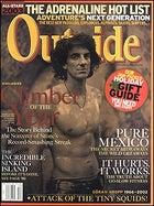 Outside Magazine December 2002