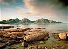 On the rocks of the Freycinet Peninsula