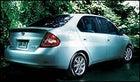 2003 Toyota Prius, Courtesy Toyota