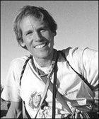 Veteran climber Carlos Buhler