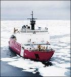 Northwest Passage, the Arctic