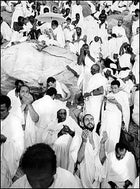 American Muslim, Pilgrimage, Mecca