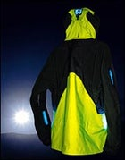 Outdoor Gear, Glow-in-the-Dark Jacket, Marmot Phenomenon EL