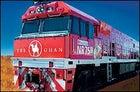 Australia's Ghan Train