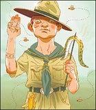 Boy Scout's Handbook