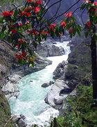 Rainbow Falls, Tsangpo River