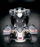 Peugeot Quark ATV