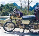 motorcycle ho chi minh trail