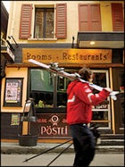 BIER-30: Right on time for a post–piste ale and a pork ingot