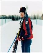 Fast track: Freeman during training in Fairbanks.