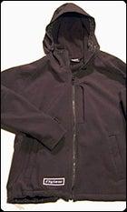 FlyLow Black Coat