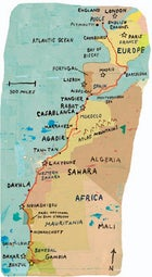 Banger Rally Map