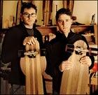 Bottega Montana Skateboards