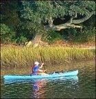 Paddle-tastic in North Carolina's Atlantic Sounds