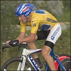 Lance Armstrong won his fifth stage Saturday, virtually clinching an unprecedented sixth victory in the 2004 Tour