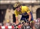 Lance Armstrong wins a history-making sixth Tour de France victory