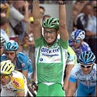 Another stage win for Tom Boonen,this time in Tours.