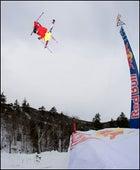 Simon Dumont Skis Sunday River, Maine