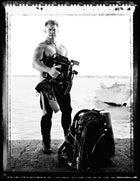 Underwater cameraman Scott Cassel