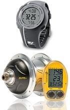 Garmin Forerunner 110 GPS watch, CycleOps Powertap Elite+ power meter