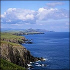 No Irish luck required: the green coast of the Emerald Isle