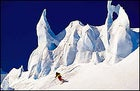 Snow kidding: New Zealand glacier skiing in August