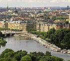 Stockholm, the heart of Sweden.
