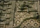 Look sharp: Mayan relief at Uxmal