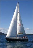 Sailing in Thunder Bay