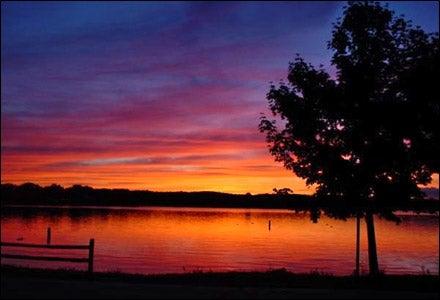 Scenic Ridge Campground on Whitewater Lake