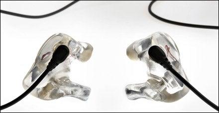 Sleek Audio CT6 Custom Earphones