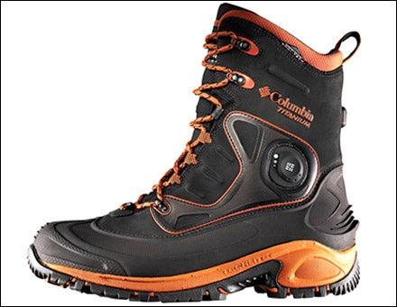 Columbia Buga Thermo Boot