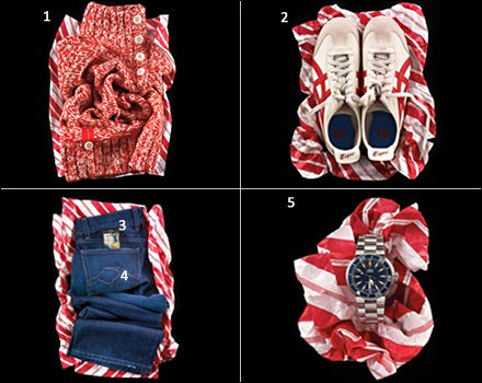 Lole Cuddle Sweater, ASICS Onitsuka Tiger Mexico 66, T-Mobile myTouch 3G, 5.10 Yosemite Jeans, Oris Divers Date