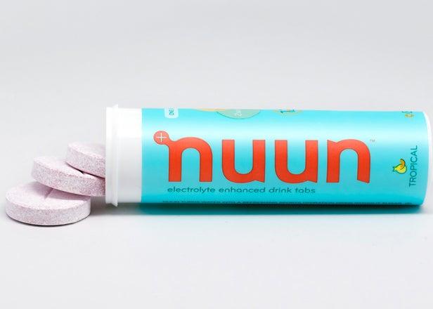 Nuun drink tablets